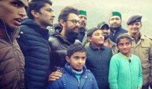 आमिर खान 'लाल सिंह चड्डा' की शूटिंग के लिए रामपुर पहुंचे, कल फिल्माए जाएंगे दृश्य