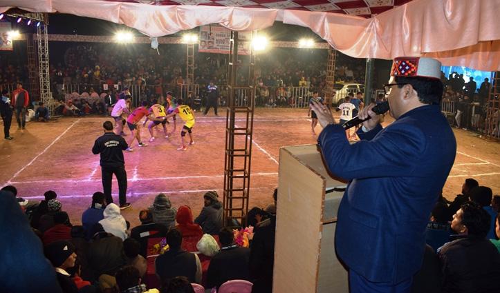 Baddi के मंधाला में बनेगा इंडोर स्टेडियम, बजट में की जाएगी धन की व्यवस्था
