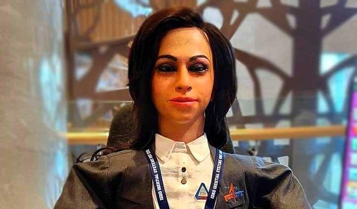 इसी साल दिसंबर में महिला रोबोट को अंतरिक्ष में भेजेगा इसरो