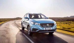 MG की इलेक्ट्रिक SUV ZS EV लॉन्च, इन ग्राहकों को मिलेगा 1 लाख का डिस्काउंट