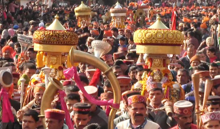 निर्माणाधीन संस्कृति सदन में ठहरेंगे Shivratri Festival में शामिल होने आए देवी-देवता