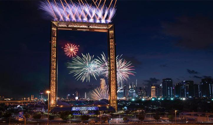 दुनियाभर में धूमधाम से हुआ नए साल का स्वागत, वीडियो में देखें बुर्ज खलीफा में आतिशबाजी का नजारा