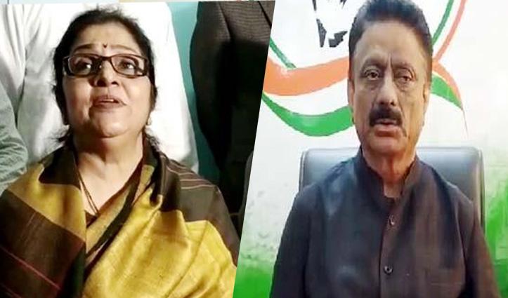 JNU घटना पर रजनी और राठौर ने घेरी मोदी सरकार, विक्रमादित्य ने की निंदा