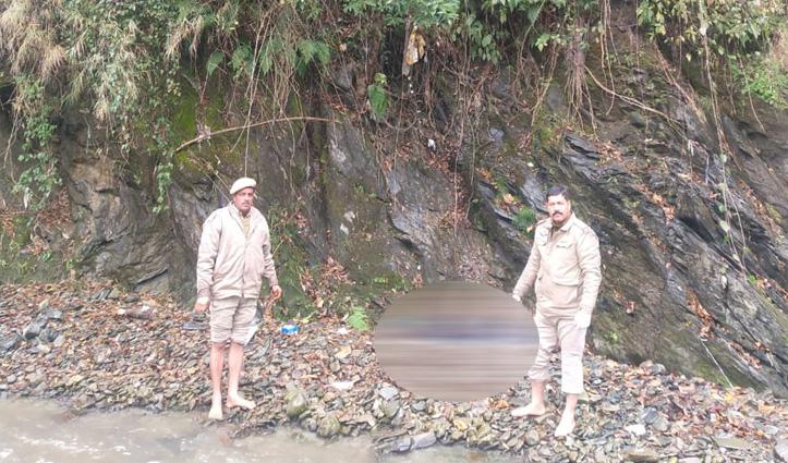Solan में अश्वनी नदी किनारे मृत मिला व्यक्ति, कहलोग का था रहने वाला