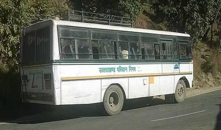 Delhi जा रही रोडवेज़ बस का पहिया निकला, खतरे में पड़ी 29 की जान