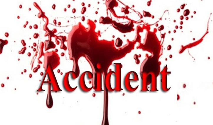 Shimla-Mandi NH पर ट्रक ने बाइक को मारी टक्कर, पीछे बैठी महिला की गई जान