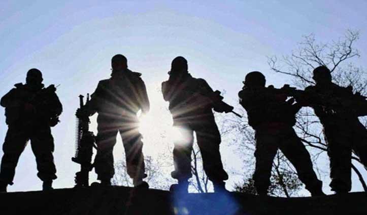 26 जनवरी को देश दहलाने का प्लान नाकाम, श्रीनगर से जैश के 5 आतंकी गिरफ्तार