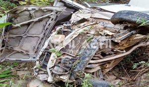 Chamba : गहरी खाई में गिरी कार, एक ही घर के दो चिराग बुझे