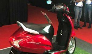 लॉन्च हुआ होंडा एक्टिवा का नया मॉडल 6G, जानें कीमत और फीचर्स