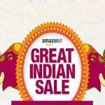 Amazon Great Indian Sale 2020, टॉप सेलिंग स्मार्टफोन्स पर 40% तक डिस्काउंट