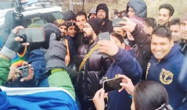आमिर खान ने नारकंडा में बर्फबारी के बीच की शूटिंग, शिमला का किया रुख