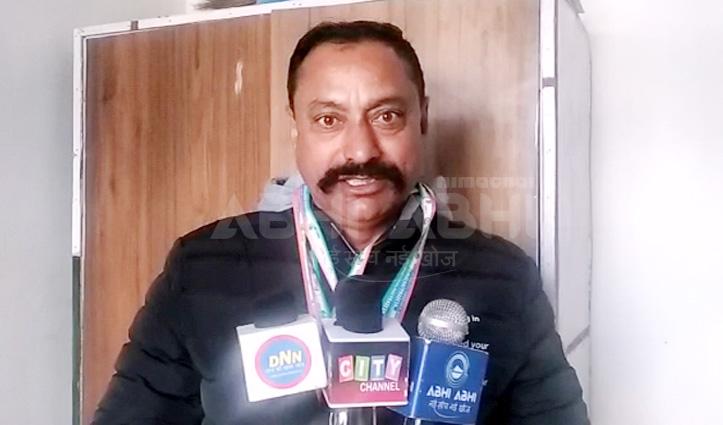 सोलन पुलिस के पवन ने राज्य स्तरीय मास्टर एथलेटिक्स प्रतियोगिता में जीते 3 Medal