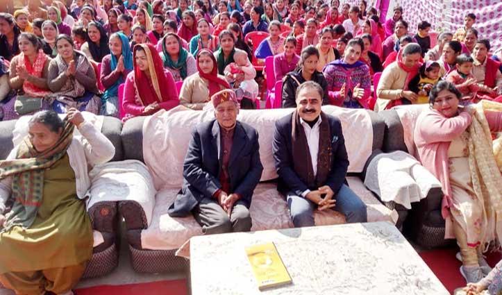 Dr. Rajesh स्कूल समारोह में रहे चीफ गेस्ट