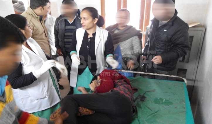 घुमारवीं : सीर खड्ड में कूद गया School जाने के लिए निकला जमा दो का छात्र, हालत गंभीर