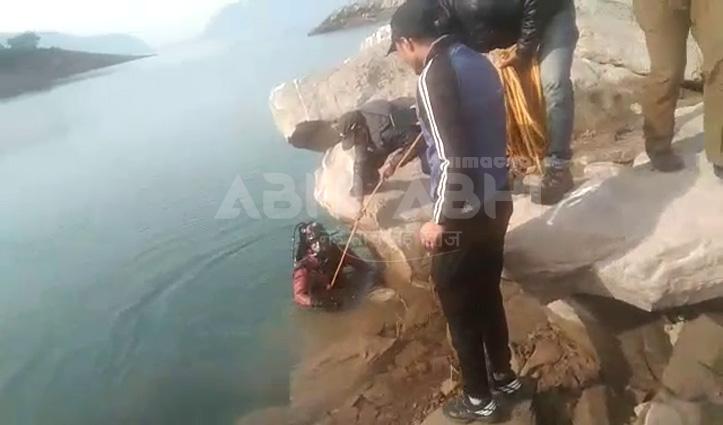 गोविंद सागर झील में डूबे Punjab के युवक का शव निकाला