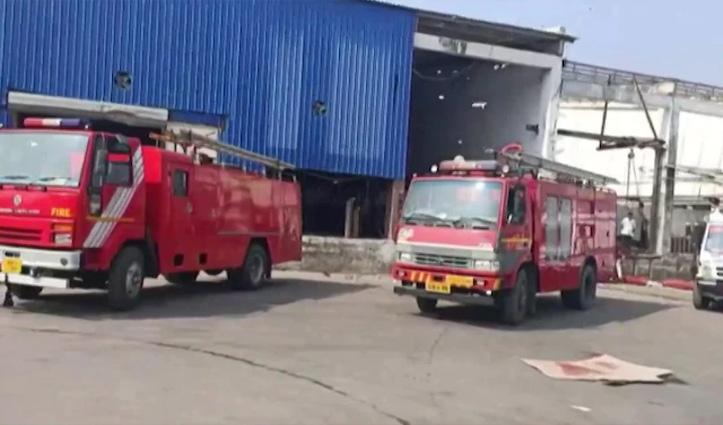 मेडिकल गैस फैक्ट्री में हुए धमाके से 5 लोगों की गई जान, 10 पहुंचे अस्पताल