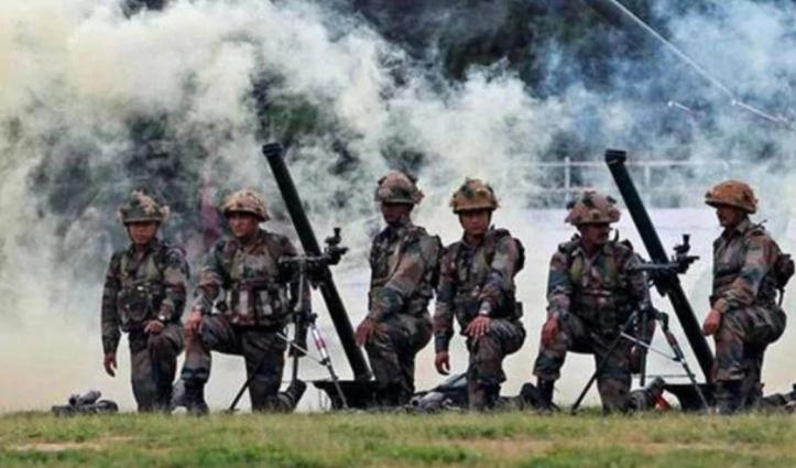 ब्रेकिंग: J-K के राजौरी में हुआ ब्लास्ट, एक लेफ्टिनेंट सहित 4 सैनिक जख्मी