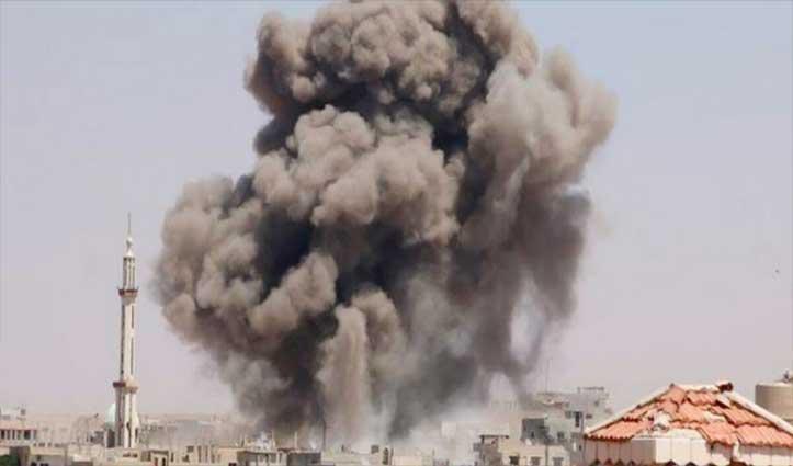 इराक पर दूसरी US Air Strike में हश्द कमांडर समेत कुल छह ढेर