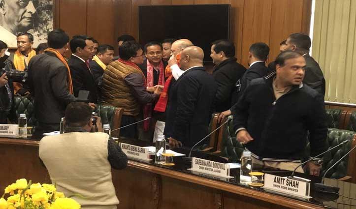 हल हुआ बोडोलैंड का मसला: केंद्र और NDFB के बीच हुआ शांति समझौता