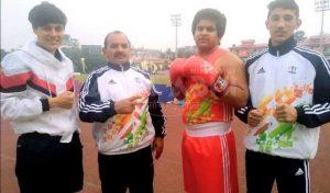 खेलो इंडिया यूथ गेम्स में हिमाचल के तीन मुक्केबाज सेमीफाइनल में पहुंचे