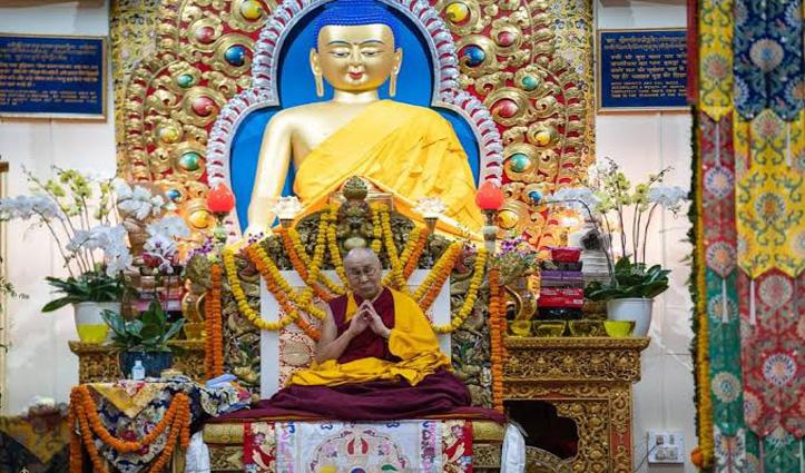 Dalai Lama के Dharamshala में बनेगा Buddha Park, अनुसंधान केंद्र भी होगा-80 करोड़ होंगे आवंटित