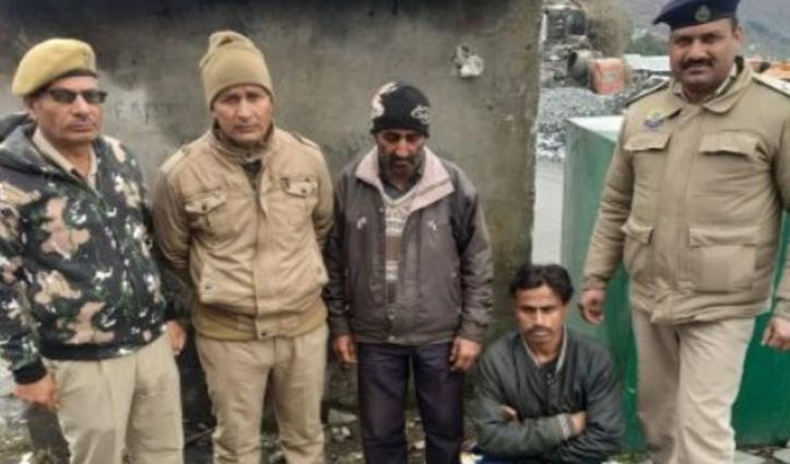 Chamba में पकड़ी Charas, सुंदरनगर में अवैध शराब जब्त, दो गिरफ्तार