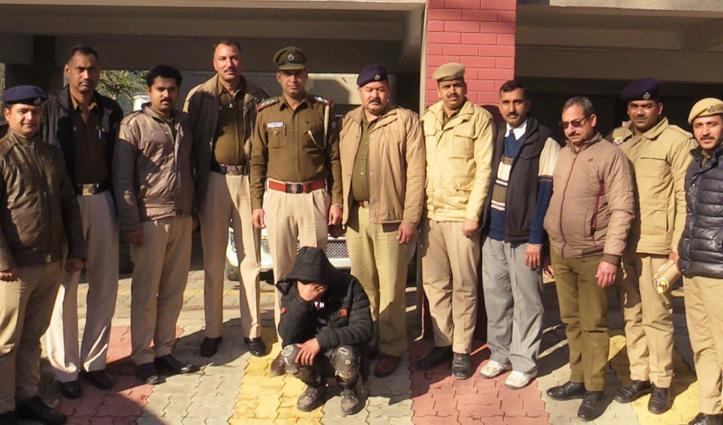 Sundernager Police ने ढाबे से चिट्टे के साथ पकड़ा युवक