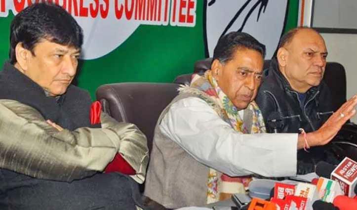 कांग्रेस का ऐलान : सत्ता में आए तो दिल्ली में लागू नहीं होगा CAA और NRC