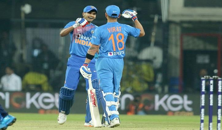 India Vs Sri Lanka: कोहली ने छक्का मार दिलाई जीत, इंडिया ने 7 विकेट से जीता मुक़ाबला