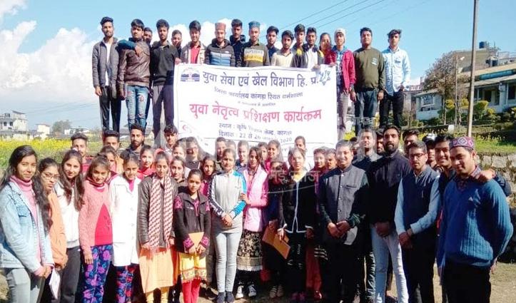 राष्ट्र निर्माण और समाज को बेहतर बनाने में युवाओं की भूमिका अहम
