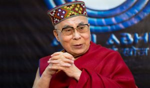 The Dalai Lama to release new book on climate change, 'Our Only Home' in November