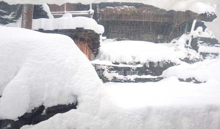 हिमाचल का Dodra Kawar पड़ा अलग-थलग, बर्फबारी की संभावना के चलते ये हैं इंतजाम