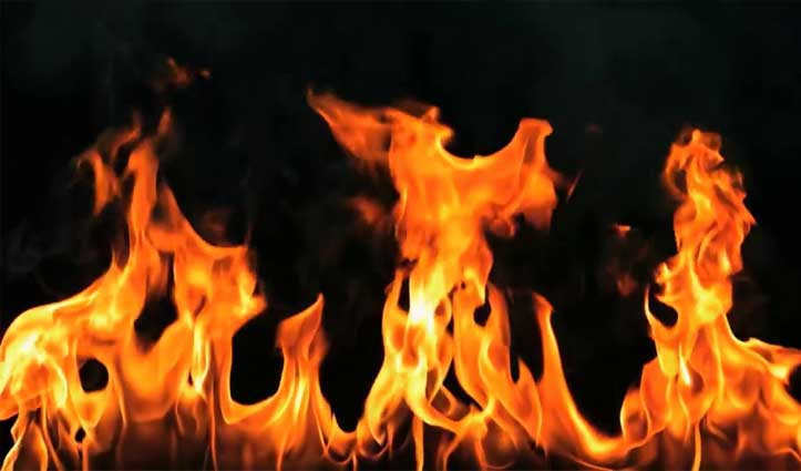 Pangi: घर में लगी आग ने जला डाली ईमारती लकड़ी और पशुचारा