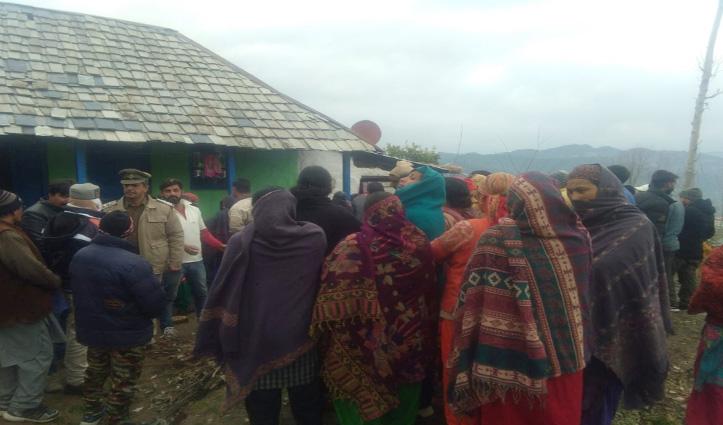चच्योट में नशे में धुत पति ने मार डाली पत्नी, Police के सामने कबूल किया गुनाह