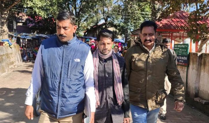 12 साल बाद धरा चोरी का मुख्य आरोपी, हमीरपुर बस अड्डे पर किया गिरफ्तार