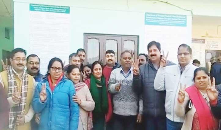 फिर अशोक मेहरा को सौंपी नप Sujanpur Tira की कमान, नाटकीय ढंग से हुआ Election