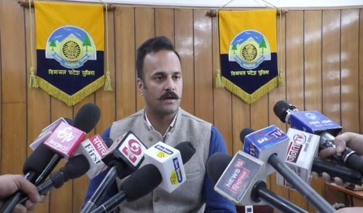 रंग लाई पुलिस की जागरूकताः हमीरपुर में हादसों में आई कमी