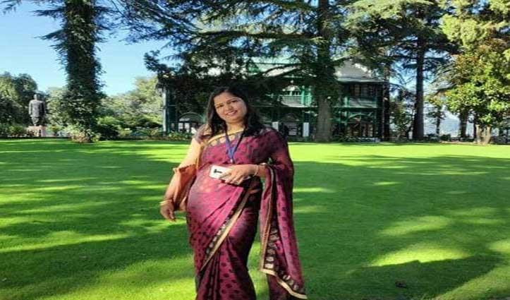 ससुराल से मिला सपोर्ट, इस स्ट्रेटजी से IAS बनी एक बच्चे की मां