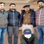 हेरोइन तस्करी मामले में Kullu पुलिस ने दिल्ली में धरा नाइजीरियन