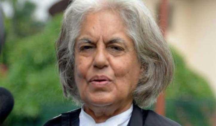 वकील इंदिरा जयसिंह की निर्भया की मां को सुझाव, दोषियों को सोनिया गांधी की तरह करें माफ