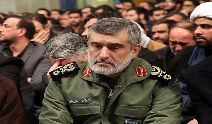 यूक्रेन विमान को गिराने पर बोले ईरानी कमांडर-  'मुझे ही मर जाना चाहिए'