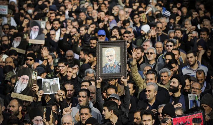 ईरान ने किया ऐलान-ए-जंग; सभी यूएस सुरक्षाबलों को किया आतंकी घोषित