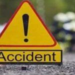 बड़ा हादसा : वाहन के खाई में गिरने से पांच की गई जान, एक घायल