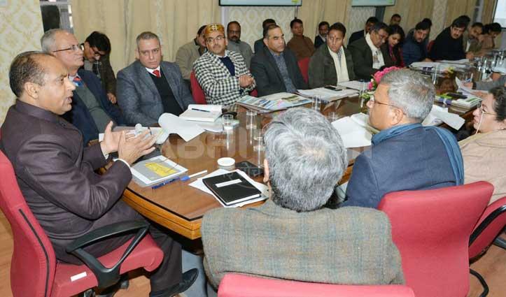 रिलायंस, TATA, महेंद्रा को दो प्राथमिकता, Jai Ram ने अफसरों को वन-टू-वन मीटिंग पर दिया जोर