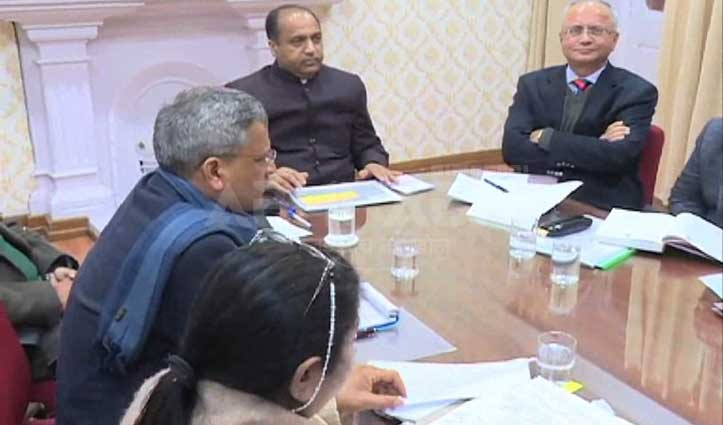 CM Jai Ram directs to identify MoUs for second ground breaking ceremony