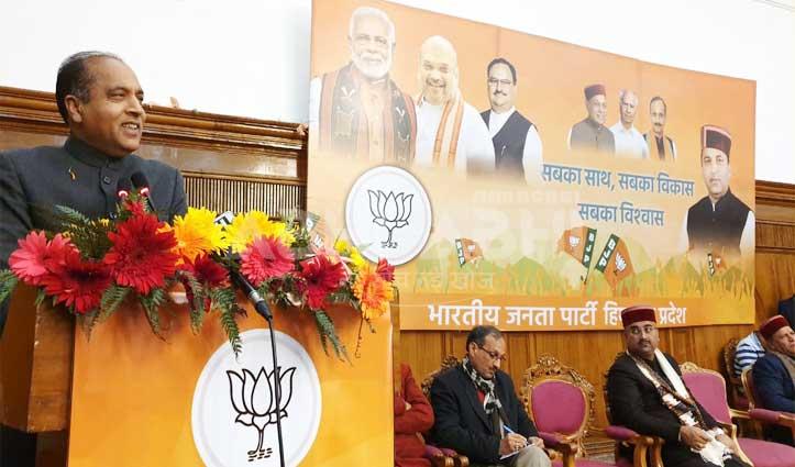 आखिर किससे आजाद हुए डॉ. राजीव बिंदल, सुने Jai Ram की जुबानी