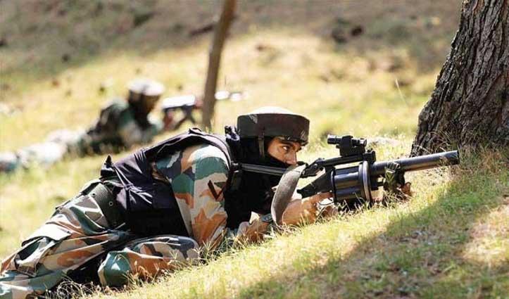 भारत ने तबाह किए Pakistan के पोस्ट, कई पाक सैनिक घायल, चार के मारे जाने की सूचना