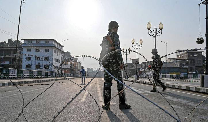 SC : जम्मू-कश्मीर में लगी पाबंदियों से जुड़े आदेशों को सार्वजनिक करे सरकार, 7 दिन के अंदर Review