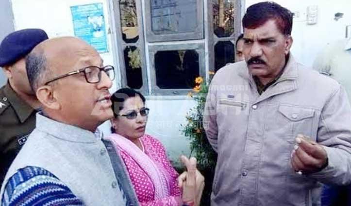 देहरा के MLA होशियार सिंह DSP ऑफिस में तलब, स्टेटमेंट हुई रिकार्ड