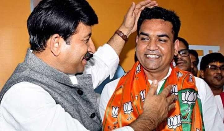 चुनाव आयोग के निर्देश पर दिल्ली पुलिस ने कपिल मिश्रा के खिलाफ दर्ज की FIR